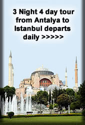 istanbul tours from antalya