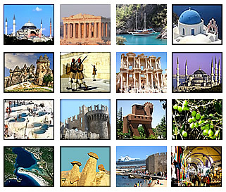 greece and turkey tours