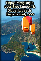 paragliding tours in fethiye